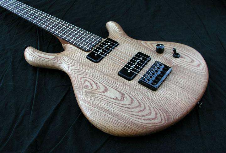 william jeffrey jones guitars - The Daemon Sassefrax