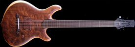 Kronos fretless 6-string