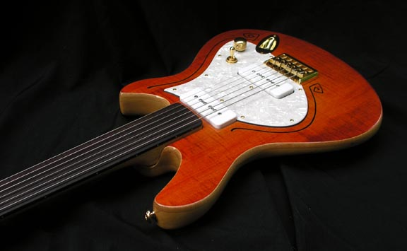 Special Kay fretless